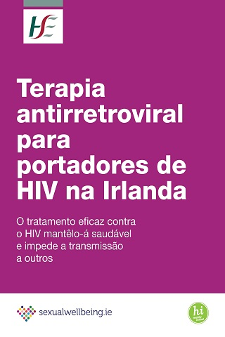 ART for people living with HIV Portuguese