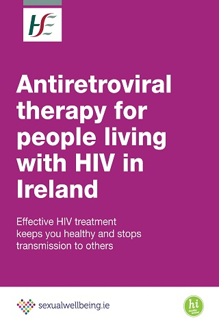 ART for people living with HIV in Ireland